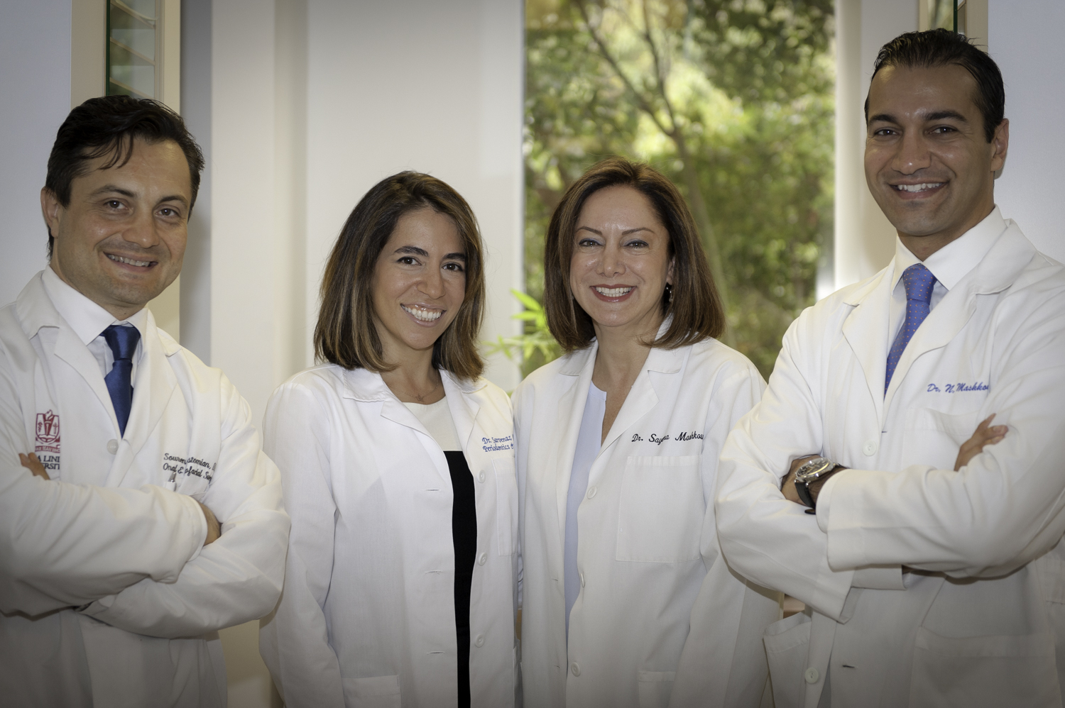 Santa Monica Dental Team